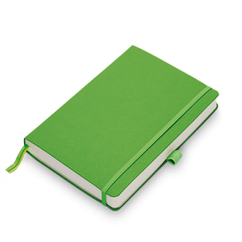 Lamy A5 Softcover Notebook Green