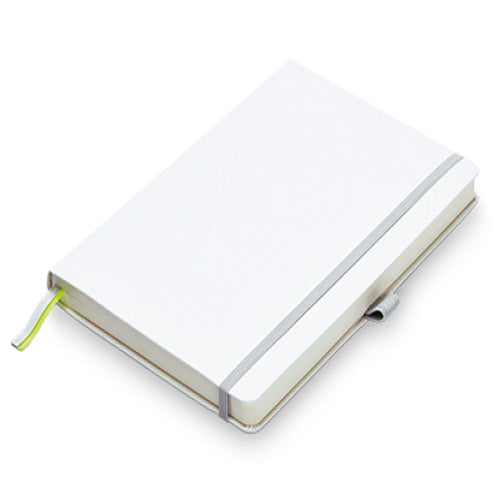 Lamy A5 Softcover Notebook White