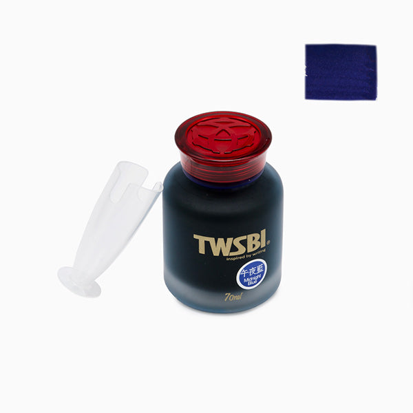 Twsbi 70ml Ink Bottle Midnight Blue