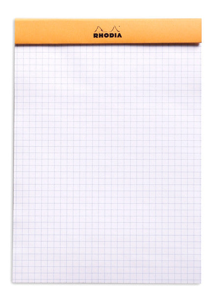 Rhodia A5 Orange Blocs Squares
