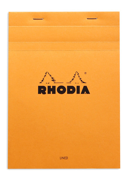 Rhodia A5 Orange Cover