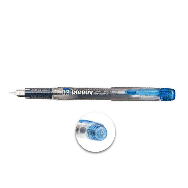 Platinum Preppy 0,3mm F Fountain Pen BlueBlack