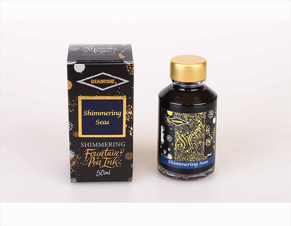 Diamine Shimmering Seas Bottle