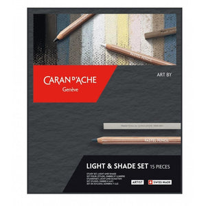 Caran d'Ache Light & Shade Set 776.815