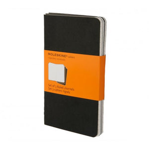 Moleskine Cahier Pocket Ruled Notebook