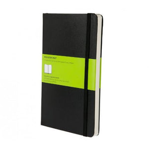 Moleskine Classic Large Plain Notebook