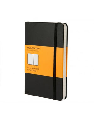 Moleskine Soft Classic Large Ruled Notebook