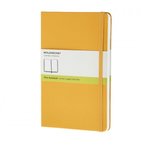 Moleskine Classic Pocket Plain Notebook-Notebook-Moleskine-Classic Yellow Pocket Plain-Applebee