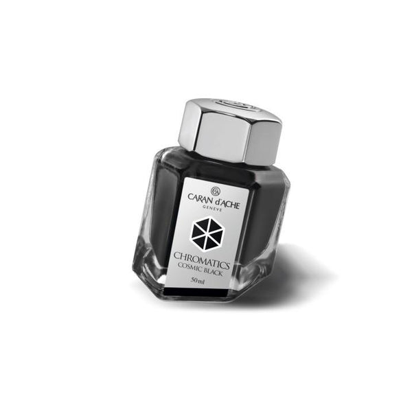 Caran d'Ache Ink Bottle Cosmic Black
