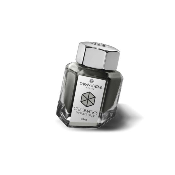 Caran d'Ache Ink Bottle Infinite Grey