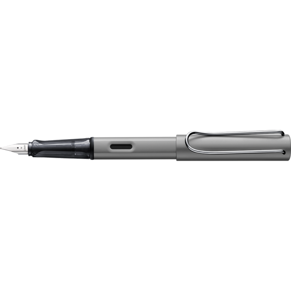 Lamy AL-star Fountain Pen-Fountain Pen-Lamy-Medium-Graphite-Applebee
