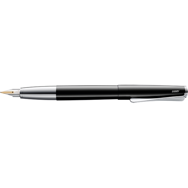 Lamy Studio Fountain Pen Piano Black