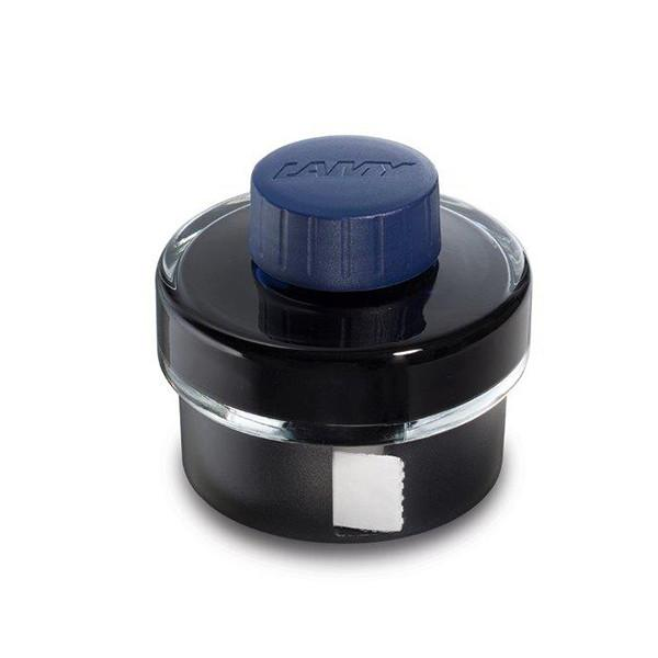 Lamy T52 blue black bottled ink