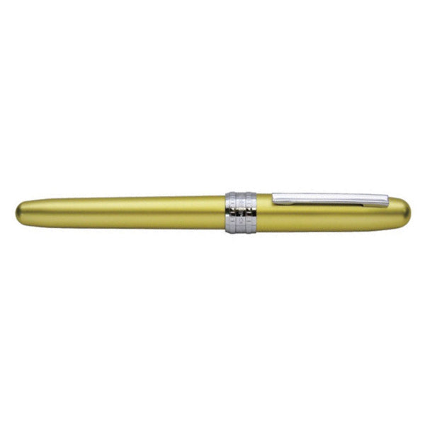 Platinum Plaisir Bali Citrus Fountain Pen Capped