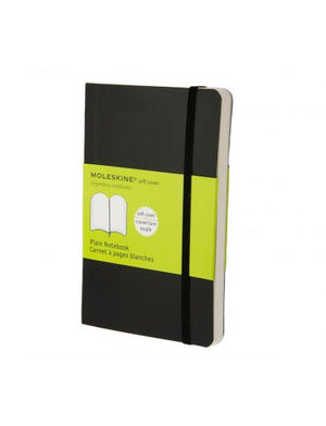 Moleskine Classic Soft Large Plain Notebook