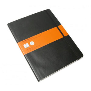 Moleskine Classic Soft XLarge Ruled Notebook