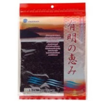 "Japanese Premium Toasted Nori ""Ariake"" 10 sheets"