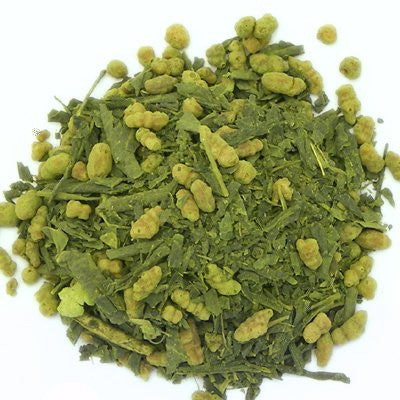 """Genmai Cha"" Premium Loose Green Tea"