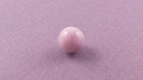 Jade Gemstone - Light Violet Korean (S)