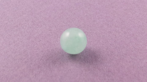 Jade Gemstone - Light Green (S)