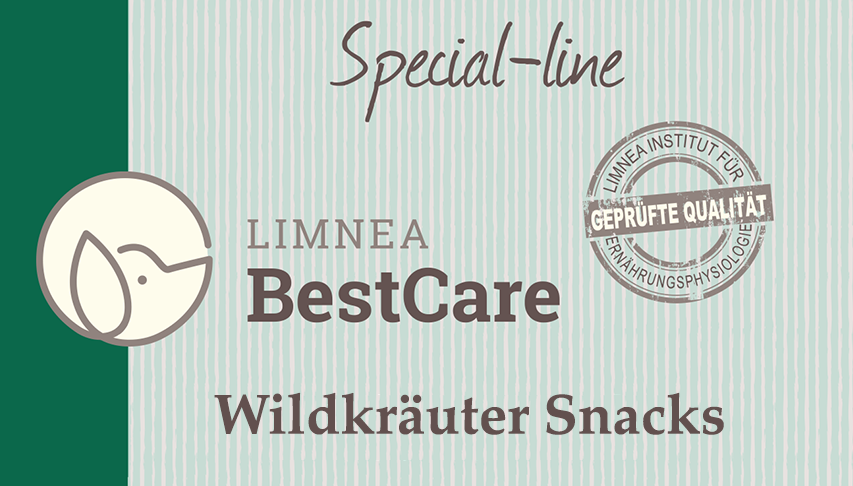 Wildkräuter Snacks - KARTON