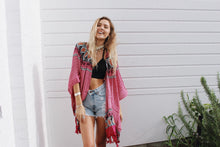 Load image into Gallery viewer, Gypsy Love Me Beach Kimono