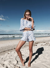 Load image into Gallery viewer, Boho Babe Frill Shorts