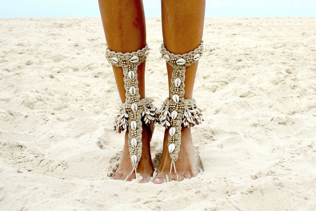 The Barefoot Gypsy Shell Shoes