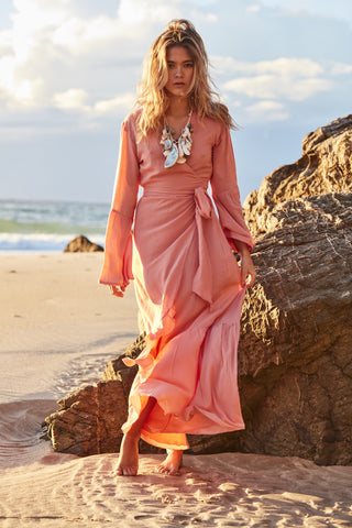 Bora Bora Button Maxi