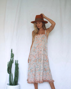 Sweet Sienna Summer Dress
