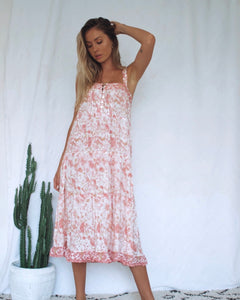 Pink Delilah Summer Dress