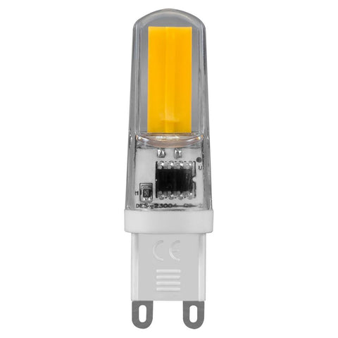 G9 3w LED dimmable warm white