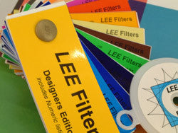 Lee Filters lighting gel