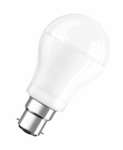 Osram LED Superstar Classic A 60 9w BC