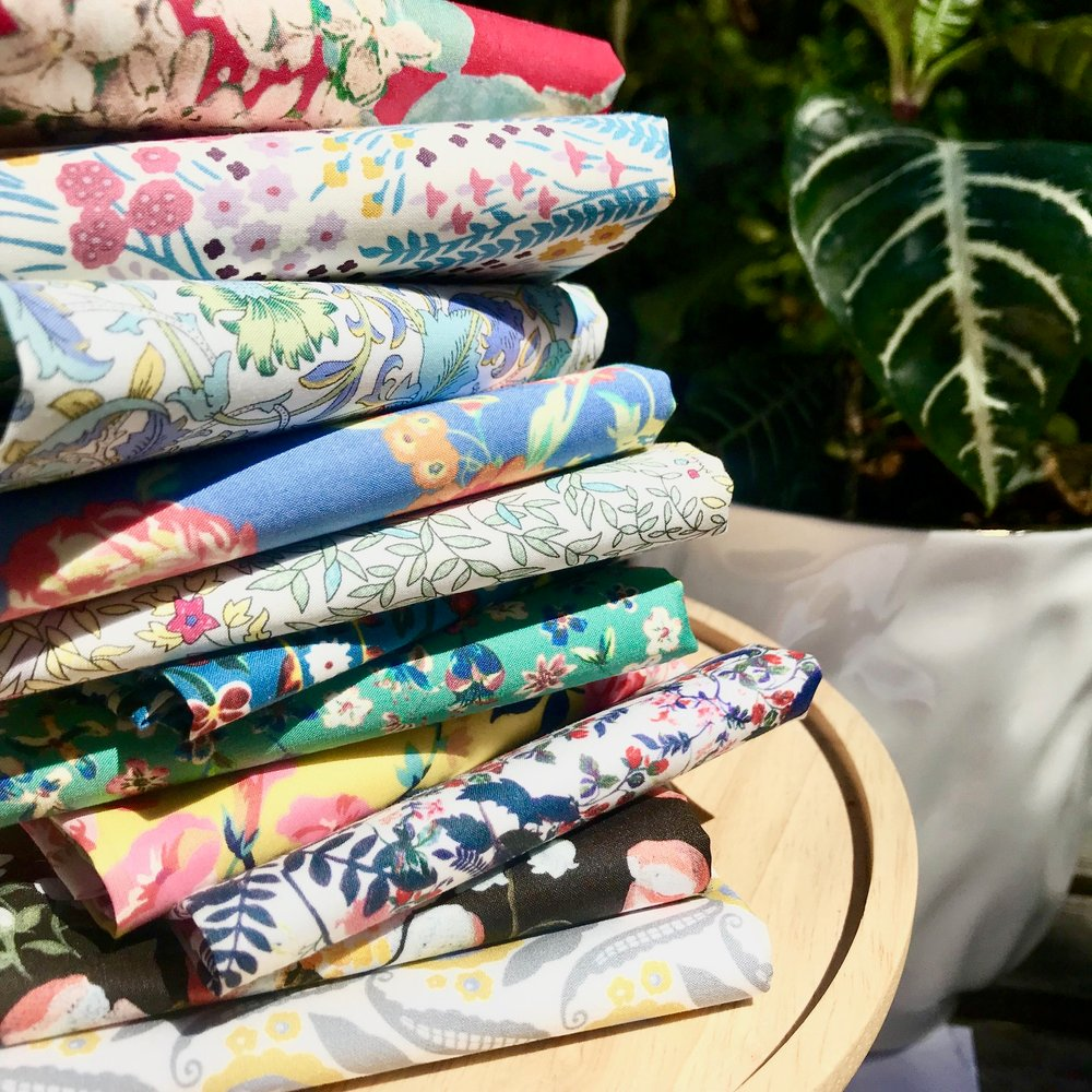 Boutique Heidi Handkerchiefs