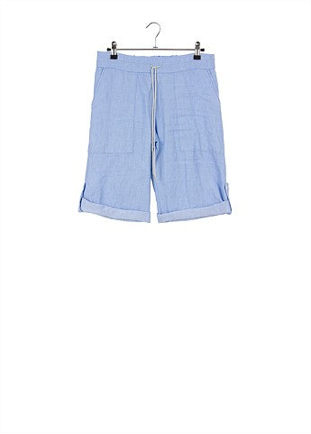 Untouched World Drawstring Short