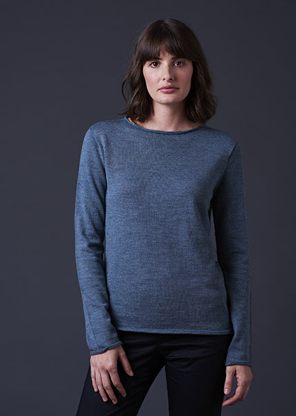 Phoebe Crew Neck Top