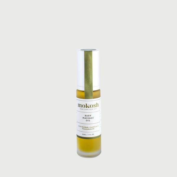 Mokosh Baby Massage Oil