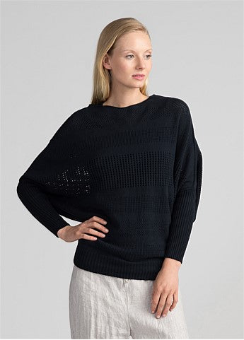 Recycled Cotton Sweater