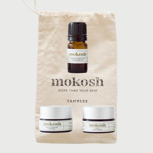 Mokosh Skincare Sample Pack