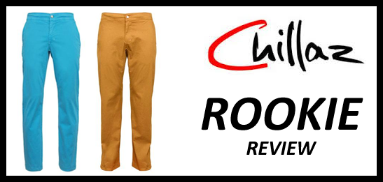 Chillaz Rookie and Working Pants Review</p>                 <p class=