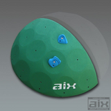 AIX Golf Ball Half