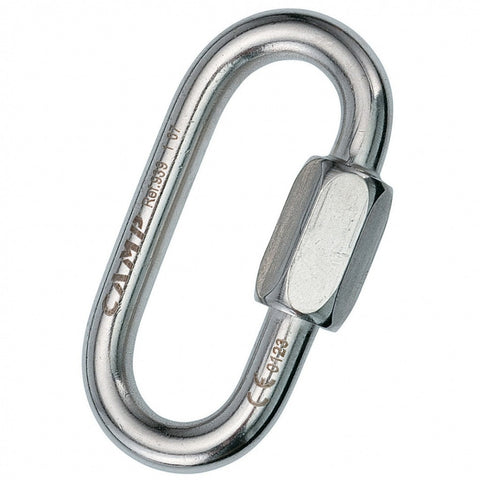 CAMP Oval Quicklink Stainless Steel