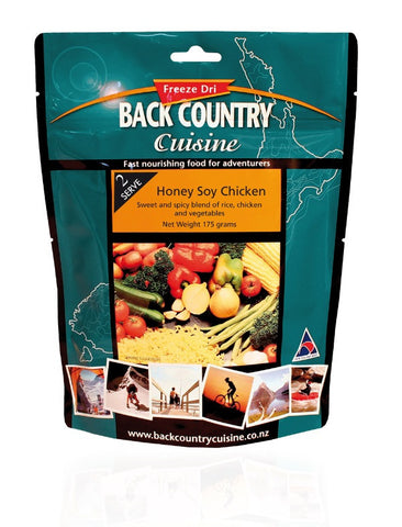 Back Country Honey Soy Chicken