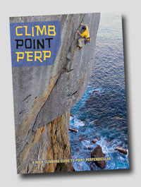 Climb Point Perp - A Rock Climbing Guide to Point Perpendicular
