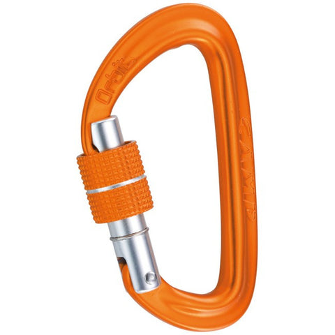 CAMP Orbit Screwgate Orange