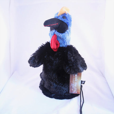 Cheeky Chalkys Cassowary Chalk Bag