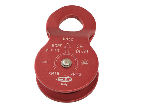 Climbing Technology Mobile Single Pulley