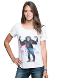 Chillaz Oztal Monkey T-Shirt