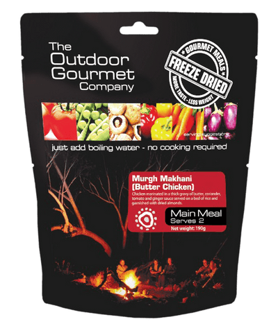 Outdoor Gourmet Company Murgh Makhani (Butter Chicken)